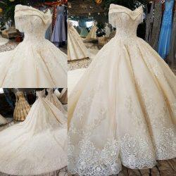 Luxury Prinzessin Hochzeitskleider Mit Spitze Brautkleider Günstig Online