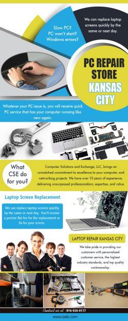 PC Repair Store Kansas City