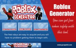Roblox Generator