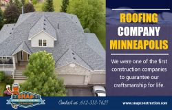 Roofing Company Minneapolis