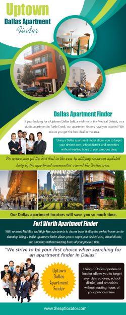 UptownDallas Apartment Finder