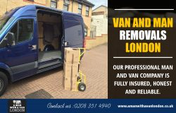 Van and Man Removals London | amanwithavanlondon.co.uk