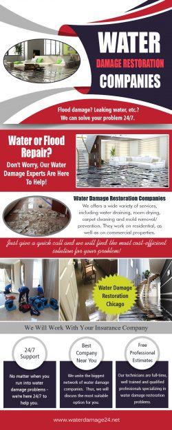 Water Damage Restoration Chicago USA | Call – 855-202-8632 | waterdamage24.net