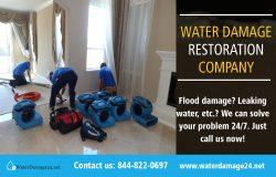 Water Damage Restoration Company | Call – 855-202-8632 | waterdamage24.net