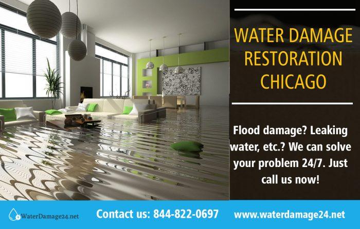 Water Damage Restoration in Chicago | Call – 855-202-8632 | waterdamage24.net