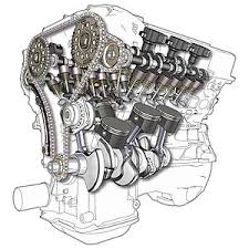 Danfoss Motor – Turbocharged Motor, Naturally Aspirated Engine