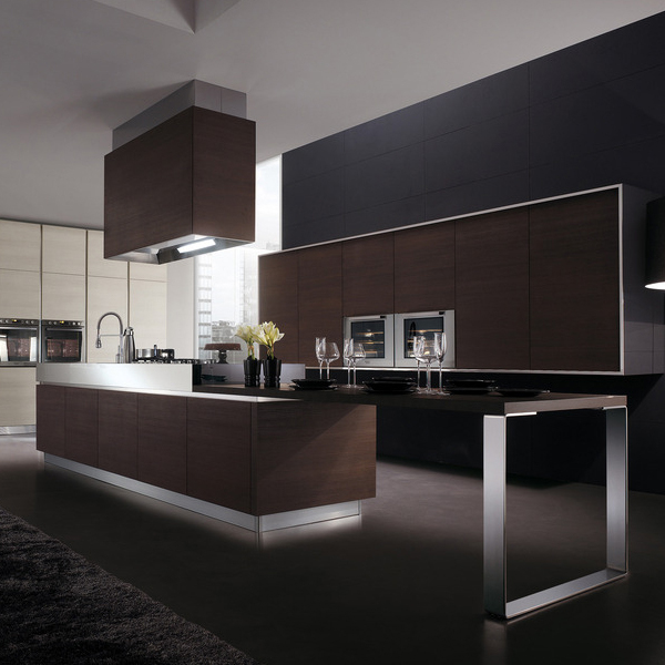 Stainless Steel Kitchen Cabinet Manufacturers Share The Cleaning Function Of Stainless Steel