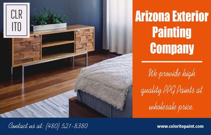 Arizona Exterior Painting Company