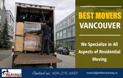 Best Movers Vancouver