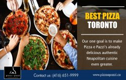 Best pizza toronto