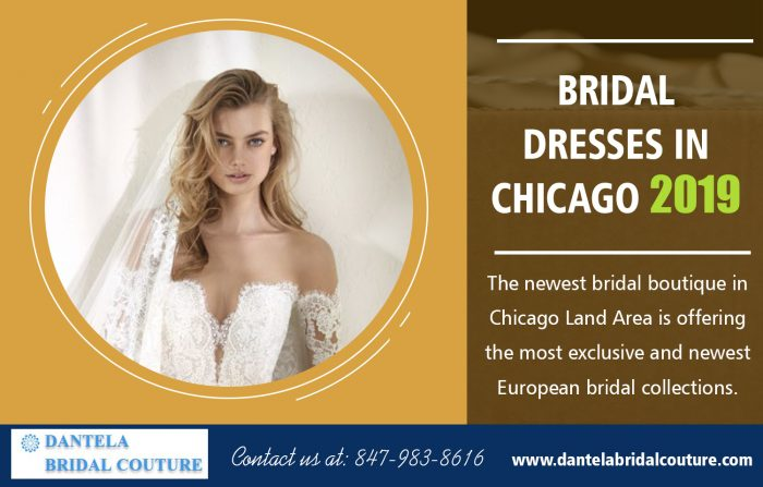 Bridal Dresses in Chicago 2019