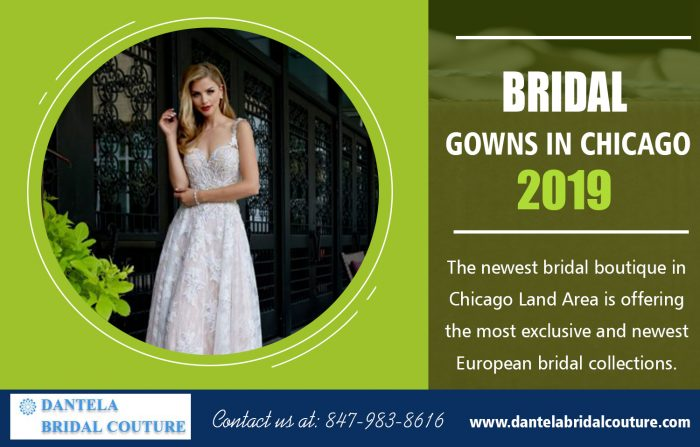 Bridal Gowns in Chicago 2019