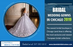 Bridal Wedding Gowns in Chicago 2019