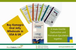 Buy Kamagra Oral Jelly Wholesale in USA & UK | puretablets.com