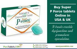 Buy Super P Force tablets Online in USA UK | puretablets.com