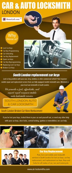 Car & Auto Locksmith in London