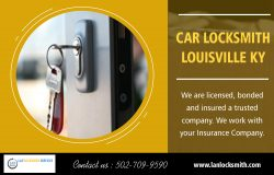 Car Locksmith Louisville KY