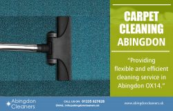 Carpet Cleaning Abingdon | Call – 01235 627628 | www.abingdoncleaners.uk