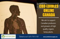 CBD Edibles Online Canada