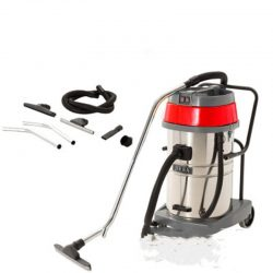 China Large Capacity Low Noise Industrial Wet/Dry Vacuum Cleaner – China Vacuum Cleaner, F ...