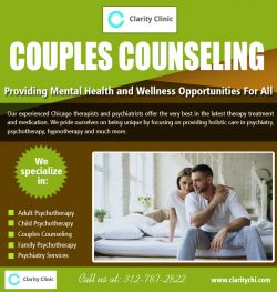 Couples Counseling | claritychi.com | Call – 312-787-2822