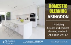 Domestic Cleaning Abingdon | Call – 01235 627628 | www.abingdoncleaners.uk
