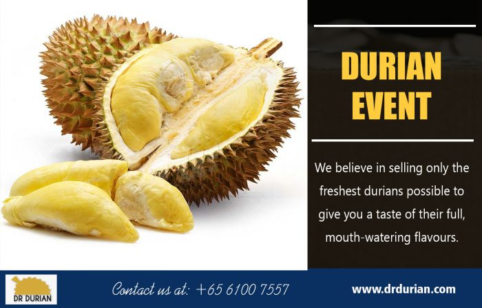 Durian Event