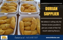 Durian Supplier