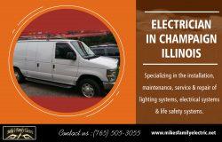 Electrician in Champaign Illinois