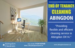 End of Tenancy Cleaning Abingdon | Call – 01235 627628 | www.abingdoncleaners.uk