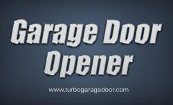 Garage Door Opener CA