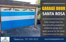 Garage Door Santa Rosa