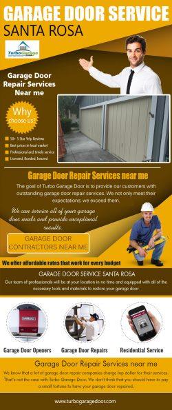 Garage Door Service Santa Rosa