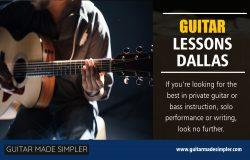 Guitar Lessons Dallas