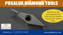 Posalux Diamond Tools