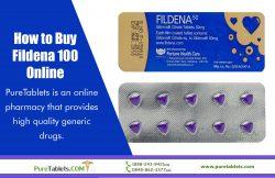 How to Buy Fildena 100 Online | puretablets.com