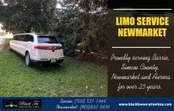 Limo Service Newmarket | Call – 705-721-1444 | blacktieexecutivelimo.com