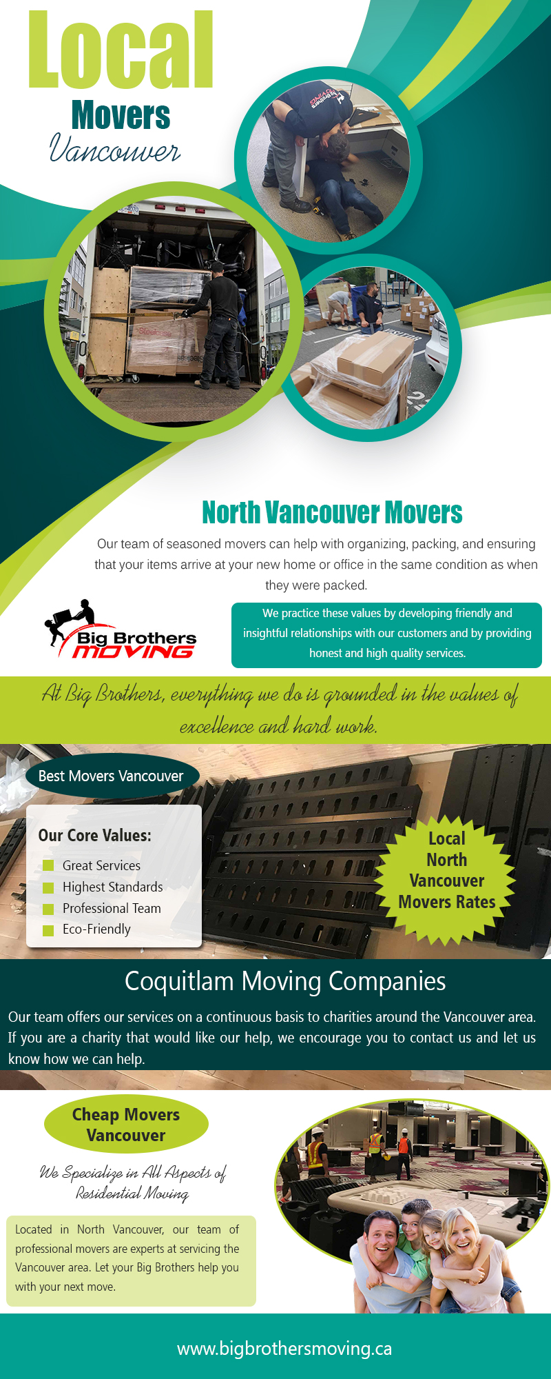 Local Movers Vancouver