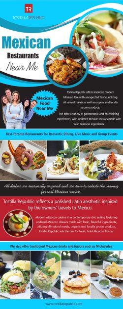 Mexican Restaurants Near Me