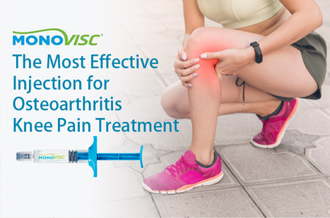 Monovisc – The Most Effective Injection for Osteoarthritis Knee Pain Treatment