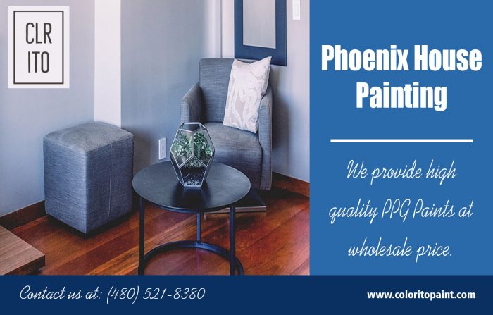 Phoenix House Painting