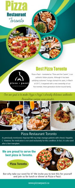 Pizza Restaurant Toronto