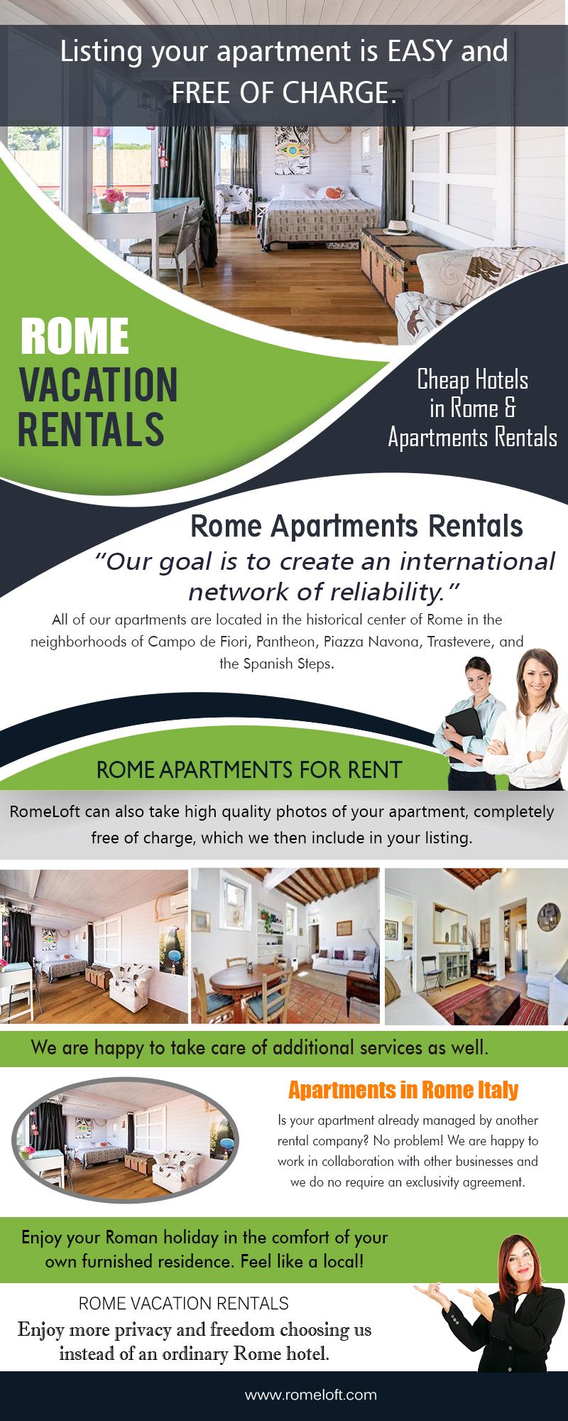 Rome Vacation Rentals