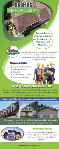 Roofing Minneapolis MN