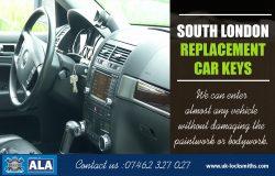 South London replacement car keys
