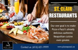 St Clair Restaurants