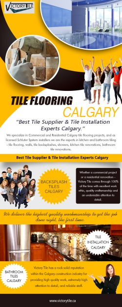 Tile Flooring Calgary | 4035616476 |victorytile.ca