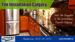 Find affordable discount on Tile Installation in Calgary at http://www.victorytile.caFind on Goo ...