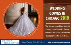 Wedding Gowns in Chicago 2019