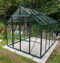 Aluminium Greenhouses from Grow Master